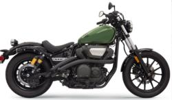 SWEEPERS EXHAUST FOR YAMAHA BOLT