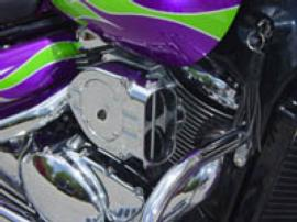 Meancycles Hypercharger Air Kit For Volusia 800 Only